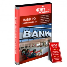 Bank Probationary Officer Exam Question Bank CD