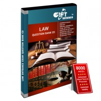 Law Entrance Exam Question Bank CD